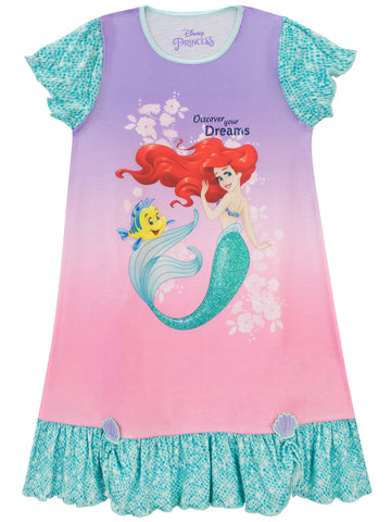 Little Mermaid Nightdress