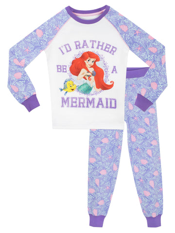 The Little Mermaid Snuggle Fit Pyjamas