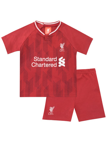 Liverpool FC Short Pyjamas