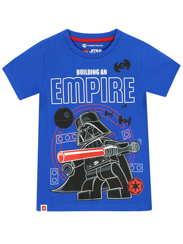 Kids Lego Star Wars T-Shirt