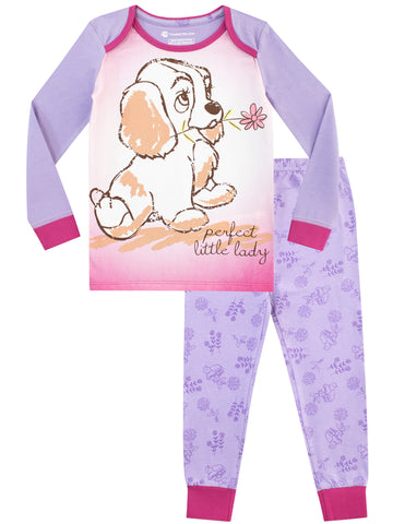 Lady and The Tramp Pyjamas - Snuggle Fit