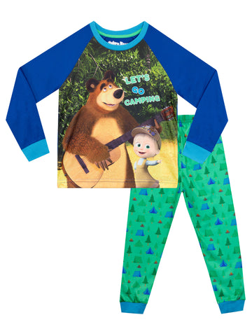 Masha & The Bear Pyjamas