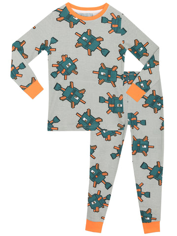 Minecraft Snuggle Fit Pyjama Set