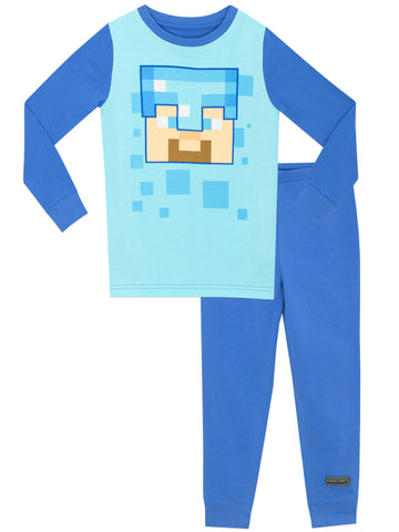 Minecraft Snuggle Fit Pyjamas