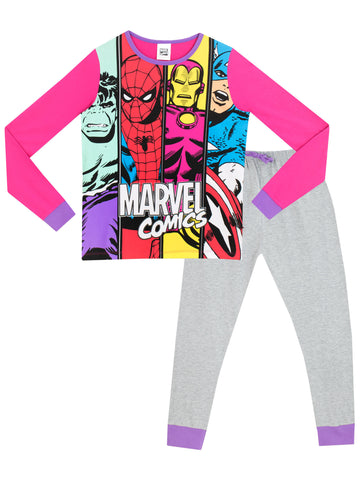 Marvel Comics Pyjama Set