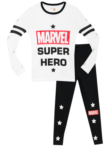 Marvel Comics Snuggle Fit Pyjamas