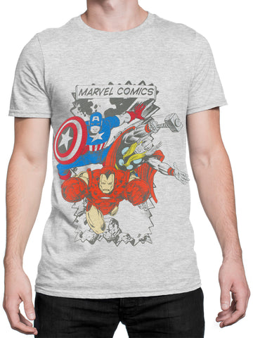 Mens Marvel Comics T-Shirt