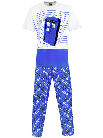 Mens Dr Who Pyjamas
