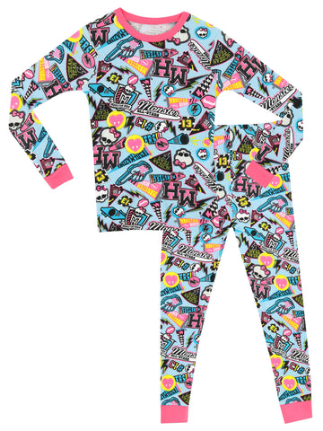 Monster High Snuggle Fit Pyjamas