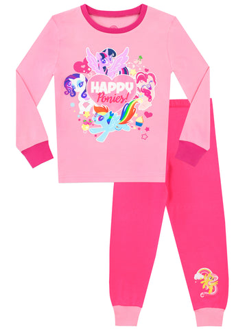 My Little Pony Pyjamas - Snuggle Fit
