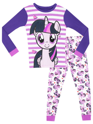 My Little Pony Snuggle Fit Pyjamas - Twilight Sparkle