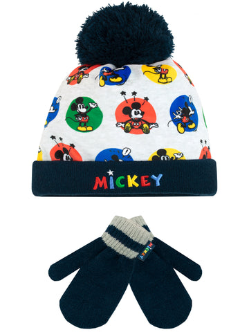 Mickey Mouse Winter Set