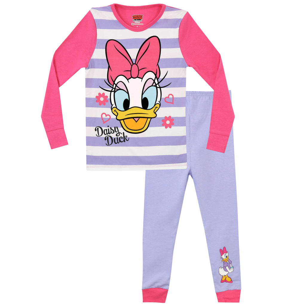 ladies disney minnie mouse and daisy duck  official p.j top or sweat shirt