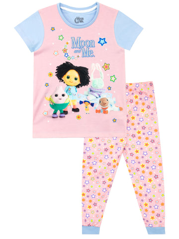 Moon and Me Pyjama Set