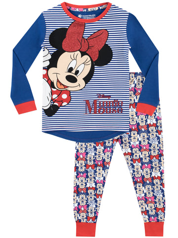 Minnie Mouse Pyjamas - Snuggle Fit