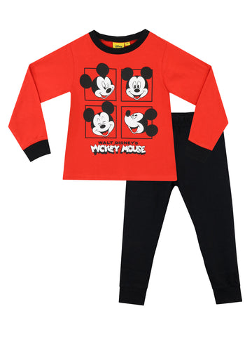 Disney Mickey Mouse PJs