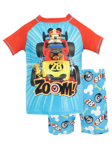 Mickey Mouse and the Roadster Racers Swim Set
