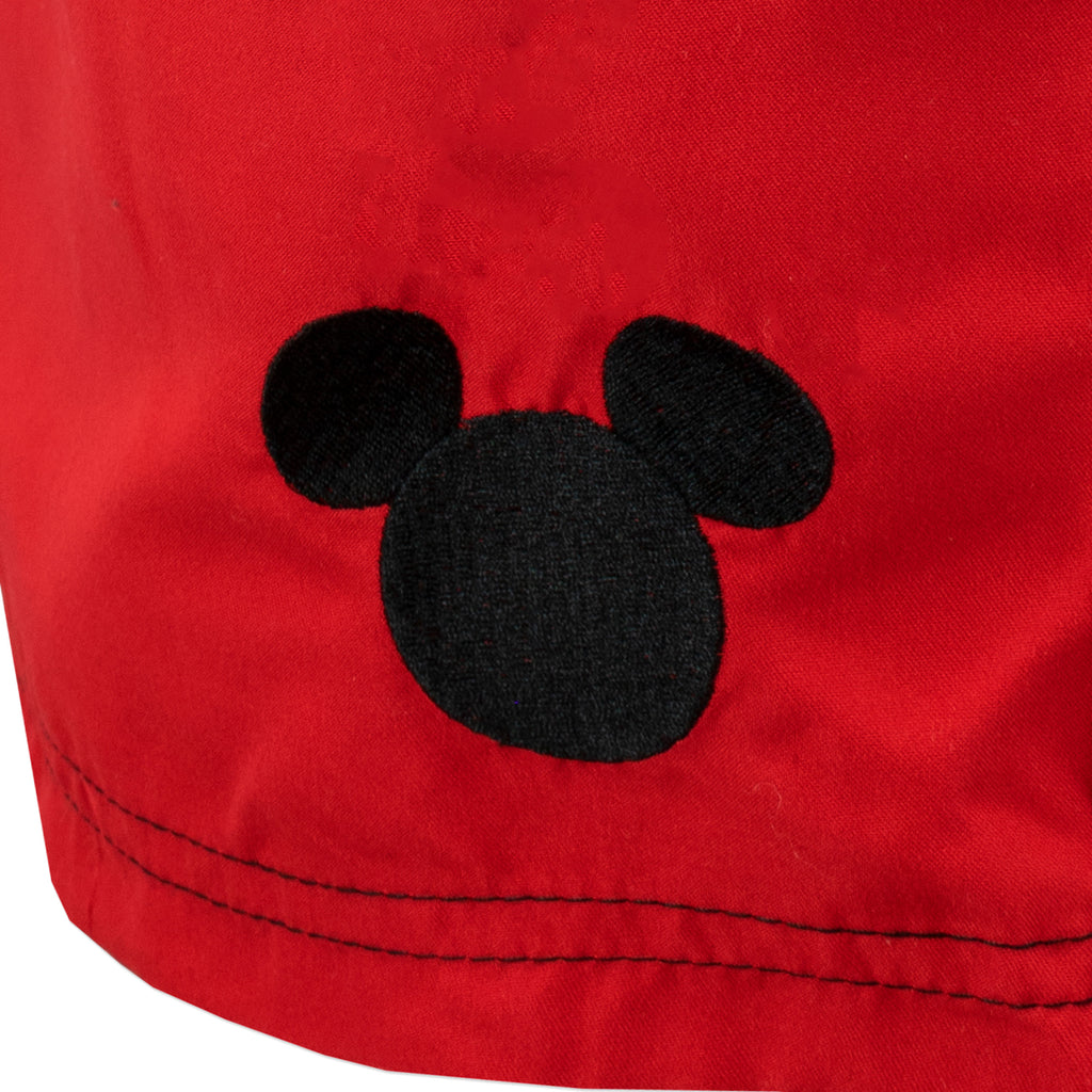 bba35ac5b8 Buy Mens Mickey Mouse Swim Shorts | Character.com Official Merchandise