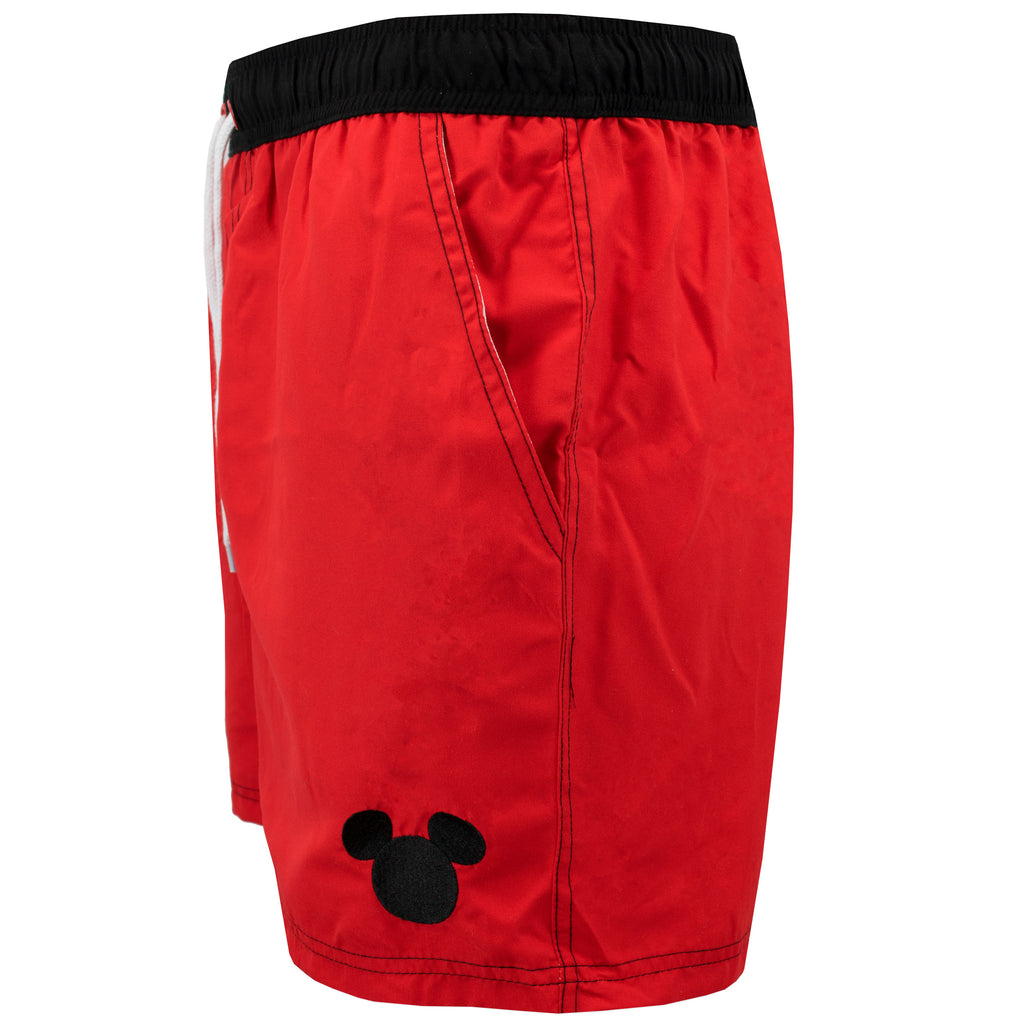 bc4f69b82b Join us on Facebook. Like our Facebook page to access great exclusive  offers. Mens Mickey Mouse Swim Shorts