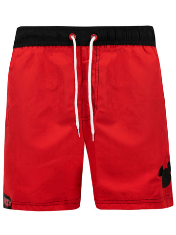Mens Mickey Mouse Swim Shorts