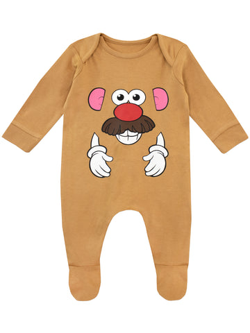 Toy Story Baby Sleepsuit - Mr. Potato Head