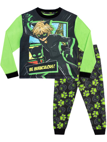 Miraculous Pyjamas - Cat Noir