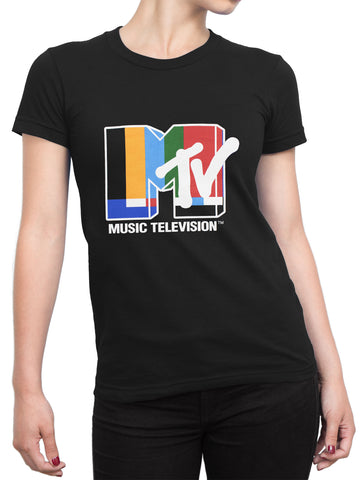 Womens MTV T-Shirt