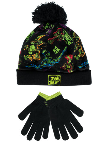 Teenage Mutant Ninja Turtles Winter Set
