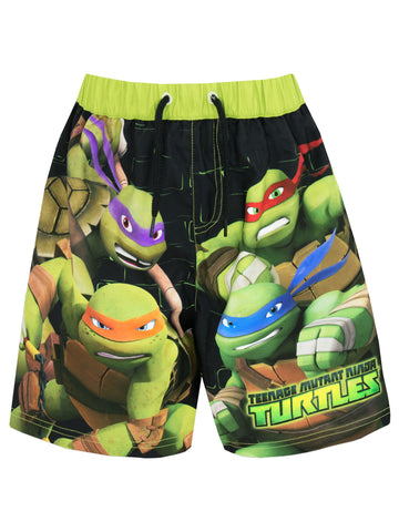 Teenage Mutant Ninja Turtles Swim Shorts
