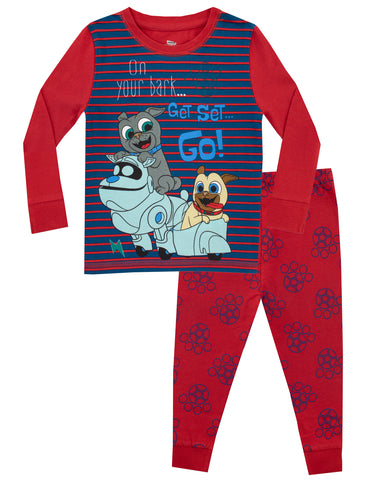 Puppy Dog Pals Pyjamas Snuggle Fit