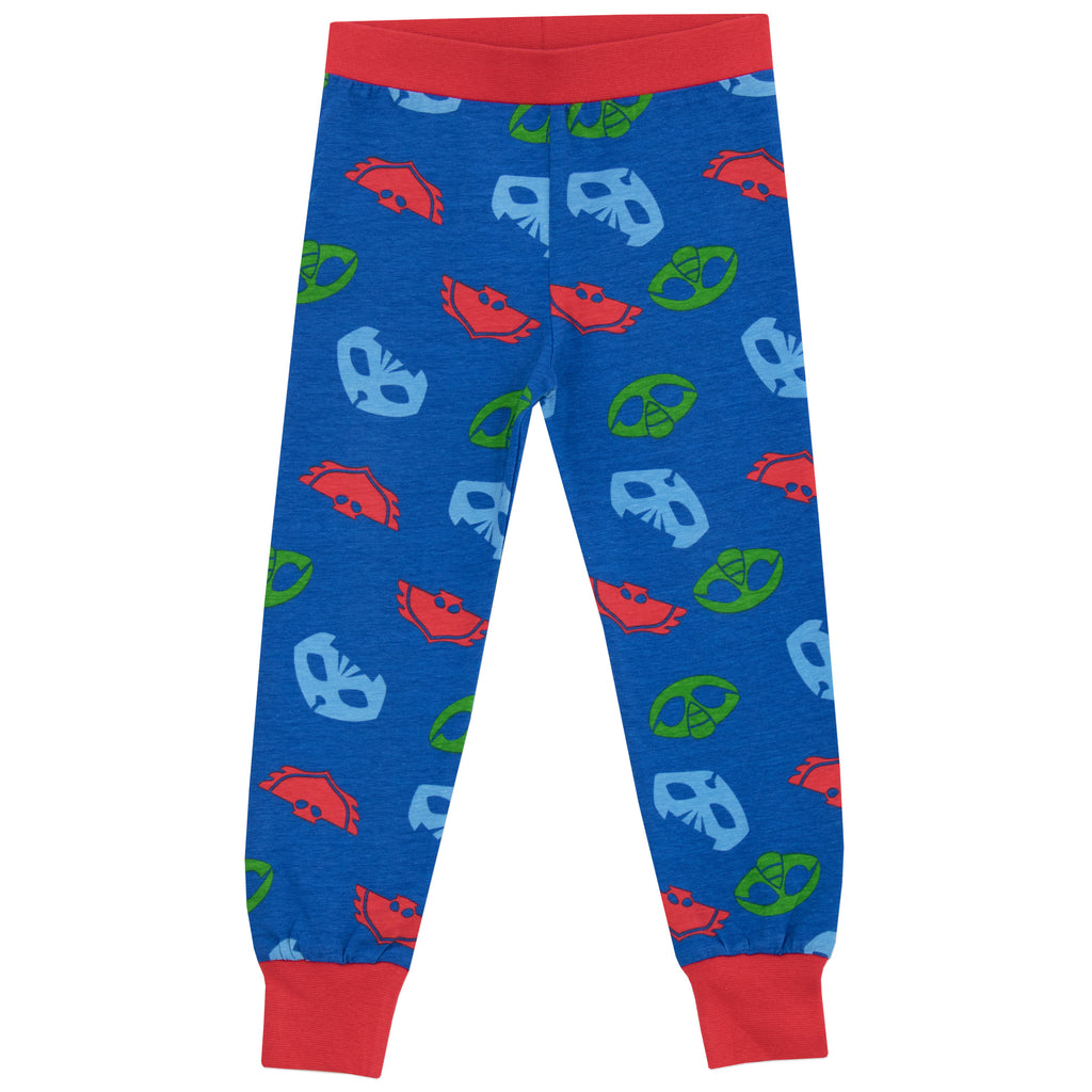 ... PJ Masks Snuggle Fit Pyjamas ...
