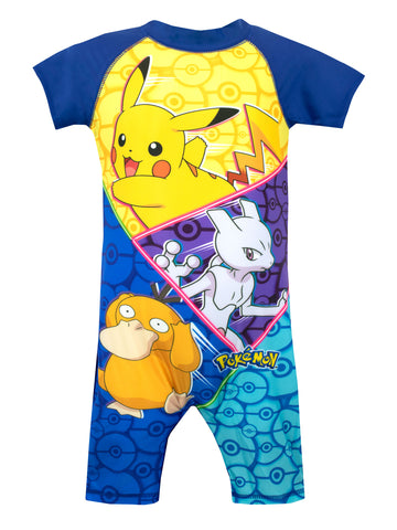 Pokemon Surfsuit