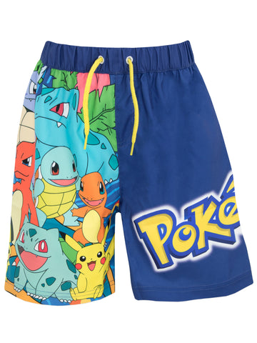 Pokemon Swim Shorts