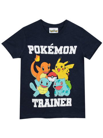 Pokemon T Shirt - Pokemon Trainer