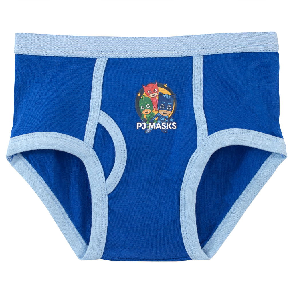 PJ Masks Save The Day Boys 6 Pack Briefs Underpants