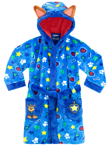 Paw Patrol Dressing Gown - Chase