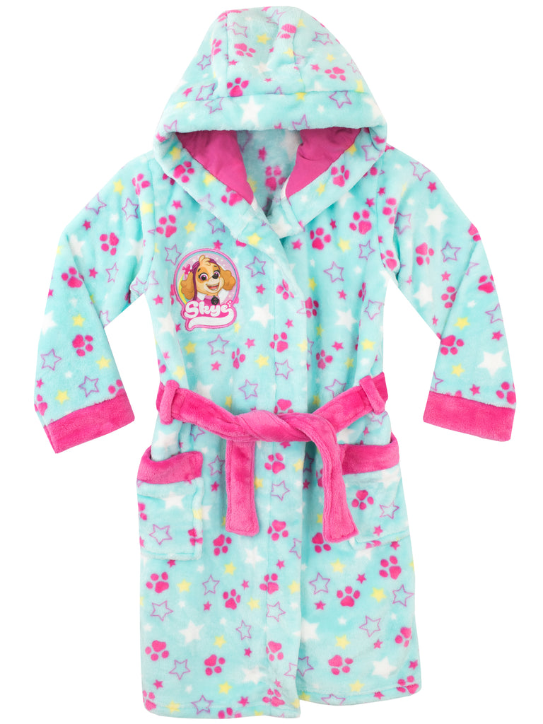 Girls Paw Patrol Dressing Gown - Skye – Character.com