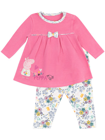 Peppa Pig Baby Dress Set