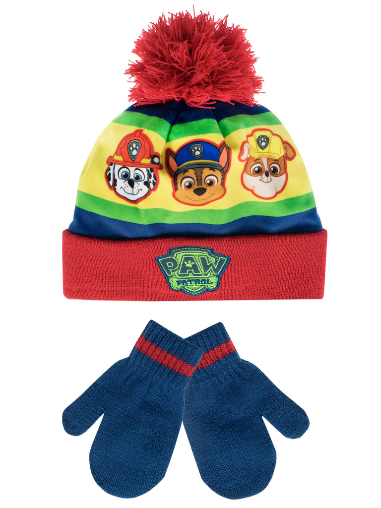 Boys Paw Patrol Winter Set