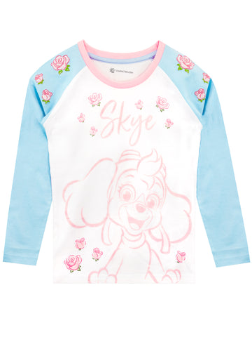 Paw Patrol Long Sleeve Top - Skye
