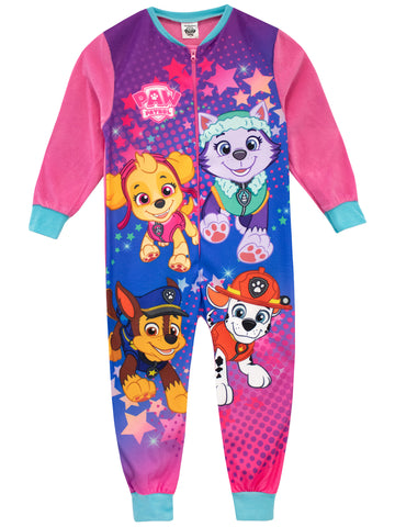 Paw Patrol Onesie - Skye, Chase, Marshall and Everest