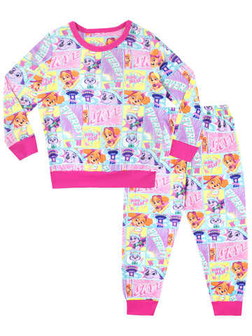Girls Paw Patrol Pyjama Set