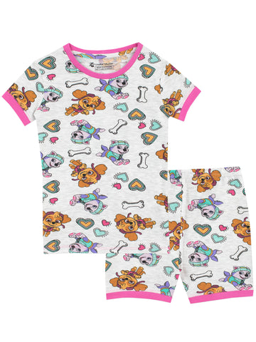 Paw Patrol Skye & Everest Short Pyjamas - Snuggle Fit