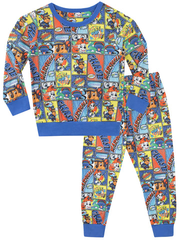 Paw Patrol Pyjamas - Chase and Marshall