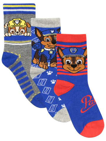 Paw Patrol Socks Pack of 3