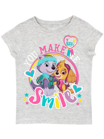 Paw Patrol T-Shirt - Skye and Everest