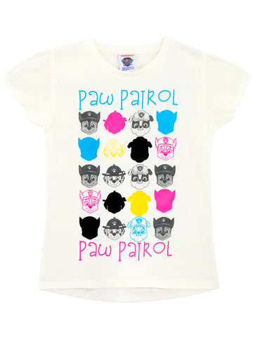 Girls Paw Patrol T-Shirt
