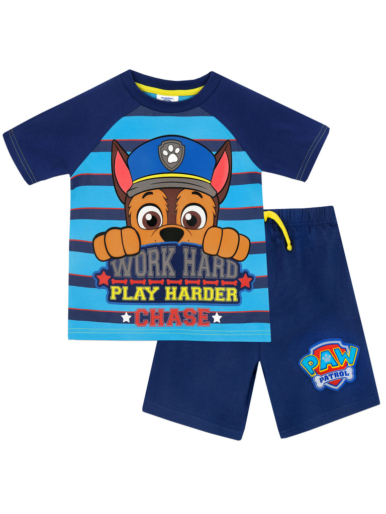 d361c584 Buy Boys Paw Patrol Top & Shorts Set | Kids | Character.com