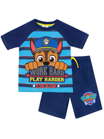 Paw Patrol T-Shirt & Shorts Set
