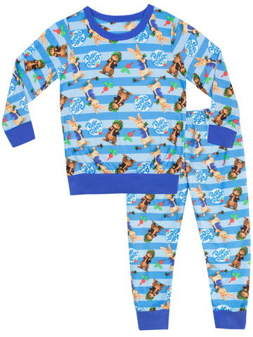 Peter Rabbit Pyjamas - Peter and Benjamin Bunny